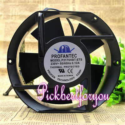 1pcs PROFANTEC P2175HBL-ETS 17251 220V 0.12A Inverter cooling fan #MG98 QL