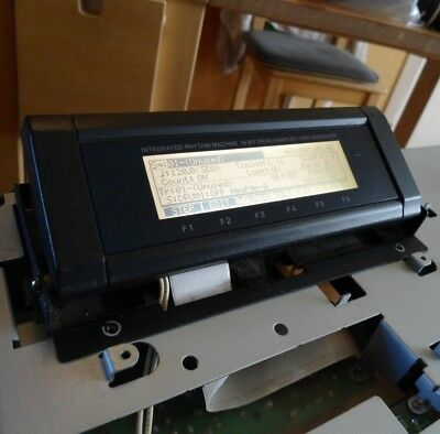 LCD DISPLAY FOR Akai MPC 2000XL complete with Tilt Assembly Used w/Lines