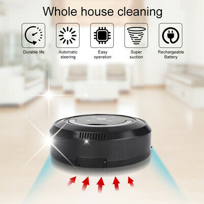 Auto Rechargeable Strong Suction Sweeping Smart Clean Robot Vacuum Cleaner nt2