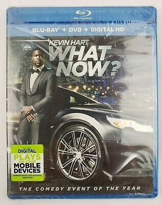 Kevin Hart: What Now, Blu-ray - New, Sealed