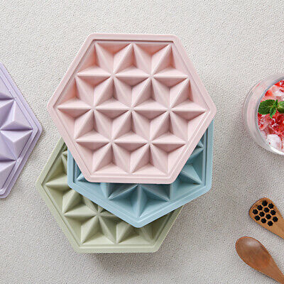 Grids Mini Small Ice Cube Tray Frozen Cubes Tray Silicone Ice Maker Mold DIY New