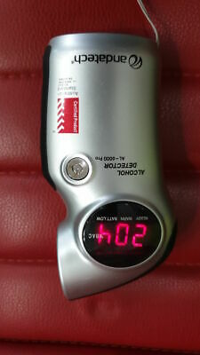 Breathalyser AlcoSense Pro Alcohol Breath Tester Portable
