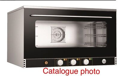 GIERRE ITALY Humidification Convection Oven Commercial Kitchen RESTAURANT 3phase