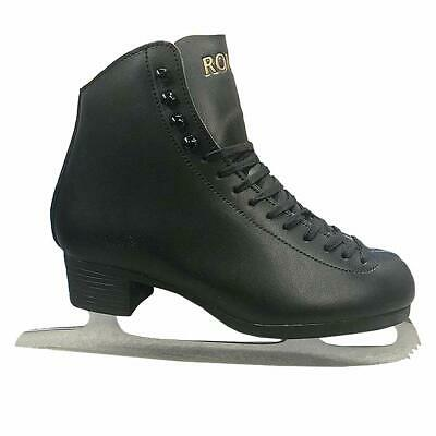 ✅24Hr DELIVERY✅Concept Roma Girls Womens  Ice Figure Skates Leather RRP£90 Sale✅