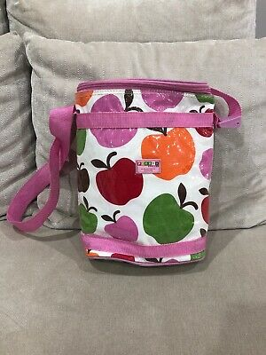 Super Cute Penny Scallan Insulated Lunch Bag Cooler Apples Like New Girls [B]