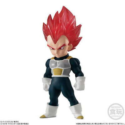 Dragon Ball Super Vegeta Ssg Candy Toy Adverge Vol. 9 Bandai New