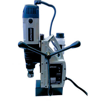 Jefferson Tools 110V Industrial 1500W 40Mm Electro  Magnetic Mag Drill