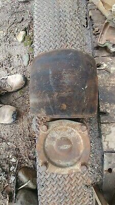VINTAGE FORD 8N 9N 2N Tractor PTO Flat Belt Pulley Drive Assembly part