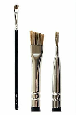 R&M ANGLED BROW BRUSH EYEBROW GROOMING MAKEUP BRUSH 🎀 (BESTBUY DUPE M208 brush)