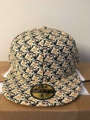 KENZO 59FIFTY NEW era fitted cap eye print cap hat -  35.00  0eefa0f2d4b