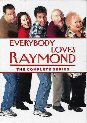 Everybody Loves Raymond: The Complete Series (44 Disc DVD Box set) Brand New