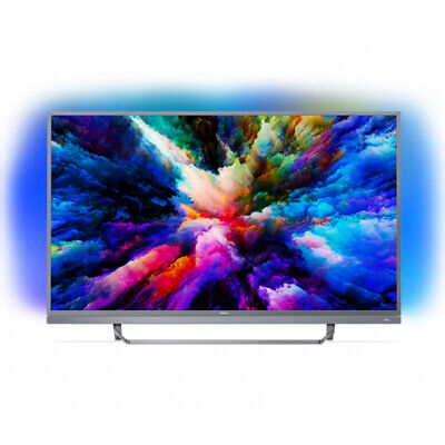 "Smart TV Philips 49PUS7503 49"" Ultra HD 4K WIFI HDR Argento"