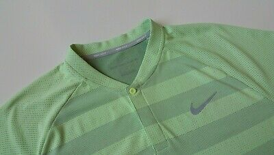 e0668bc2c NEW NIKE ZONAL Cooling Momentum Slim Golf Blade Polo Shirt