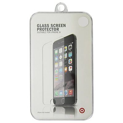 NEW Target Glass Screen Protector For iPhone 6/6S