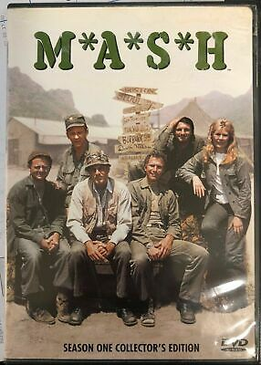 M*A*S*H Mash ~ Season 1 One Collector's Edition ~ 3-Disc Dvd Set