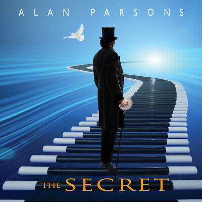 Alan Parsons - The Secret (CD Jewel Case - Presale 26/04)