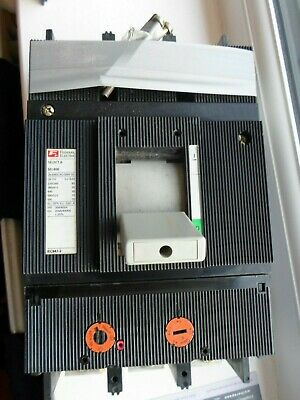 Federal Electric Select Ii Sel400 400 Amp Triple Pole Main Switch