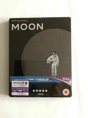 Moon Blu-ray Rare Steelbook (brand new and sealed)
