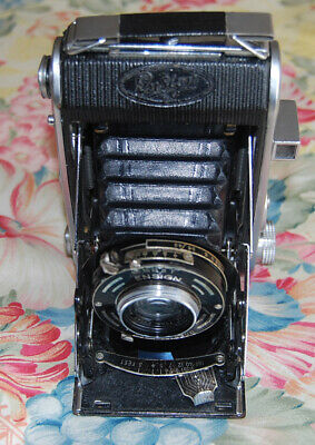 Ensign Selfix 220 Roll Film Camera- Excellent Working Condition