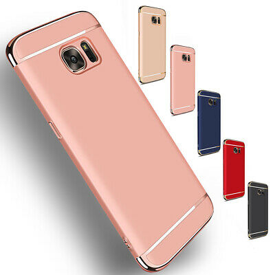 For Samsung Galaxy Note 9 8 S9 S8 Plus Case Luxury Slim Tough Armor Glossy Cover