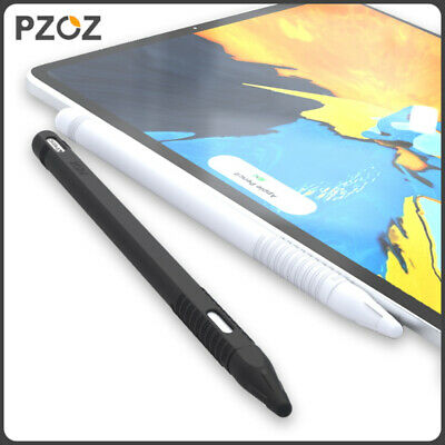 PZOZ Silicone Case Cover Holder for Apple Pencil 2nd Generation (2018) 5 Colours