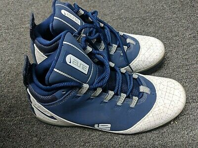 sale retailer 2e22d 08377 Nike Zoom Soldier II 2 tb Lebron James Basketball shoes VNDS 10 XV Size 11  New