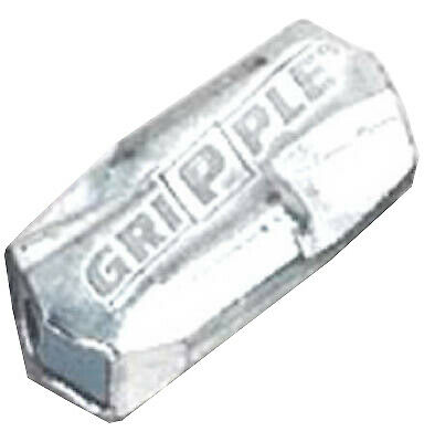Dare Products 2882-20 Gripple Plus Fence Wire Tensioner & Joiner, Medium, 20-Pk.