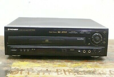 Pioneer CLD-D604 CD Laser Disc Player