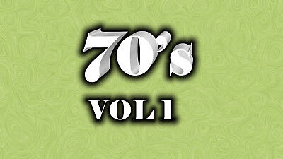 70s Music Videos Vol 1 (2 DVD's) 52 Music Videos