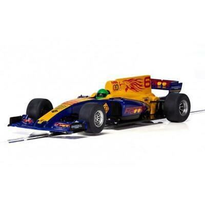 Scalextric C3960 DPR Blue Wings F1 Car