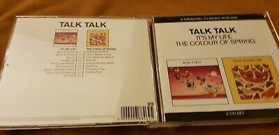 Talk talk it's my life the colour of spring cd emi