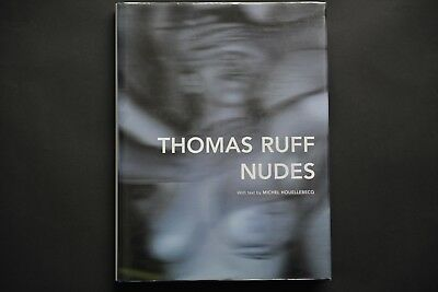 Thomas Ruff Nudes Very rare signed edition