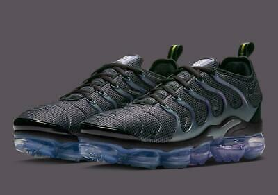 3603e8ede5bb8 Nike Air Vapormax Plus Eggplant 924453-014 US 8-12 Black Purple Dark Grey