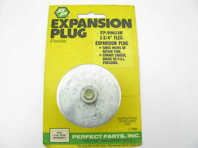"HELP FLEXIBLE EXPANSION PLUG    1 /& 3//4/"" or 45mm"