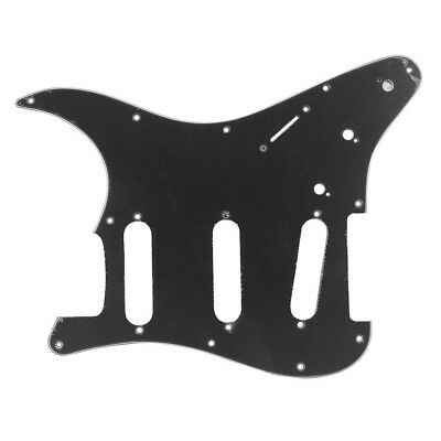 ST Strat Electric Guitar Pick Guard Back Scratch Plate fits Fender Stratocaster