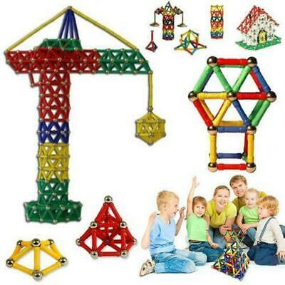 103pcs Magnetic Toy Building Blocks Set 3D Tiles DIY Toys Great Gift For Kids
