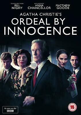 Agatha Christie Ordeal By Innocence DVD Brand NEW Sealed PRE-ORDER 5053083184193