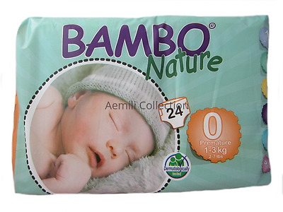 Bambo Nature Nappies bamboo baby training disposable biodegradable chemical free
