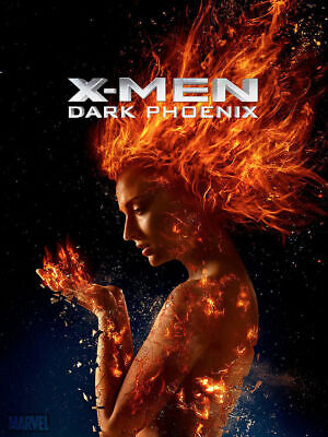 30x20 36x24 Silk Poster X-Men Dark Phoenix 2019 Art Poste Movie Hot T-347