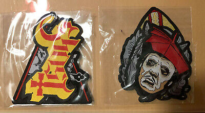Ghost B.C. Band BC Papa Official PATCH SET OF 6 Cardinal Copia Rats PREQUELLE
