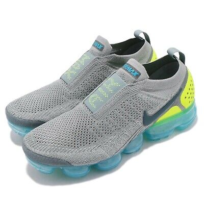 new product b3b18 648a4 Nike Air Vapormax FK Moc 2 Flyknit Mica Green Neo Turquoise Men Shoes  AH7006-300