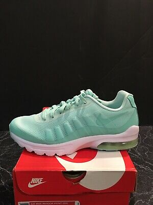 separation shoes 7cf65 9af4f NEW JUNIORS GIRL S NIKE AIR MAX INVIGOR PRINT AH5261-300 Size 4Y, 4.5Y
