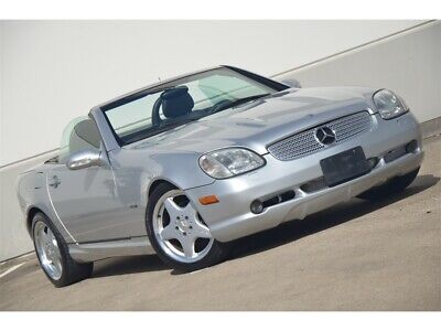 2001 SLK-Class SLK 230 HARDTOP CONVERTIBLE HTD SEATS AMG WHLS 2001 MERCEDES SLK230 HARDTOP CONVERTIBLE AMG WHLS HEATED SEATS LOW MILES CLEAN