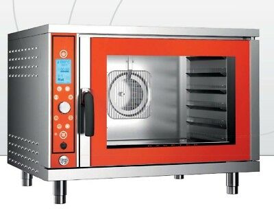 GIERRE ITALY Humidification Convection Oven Commercial Bakery Restaurant 3phase