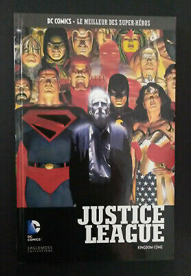 Dc Comics Le Meilleur Des Super Heros - Justice League - Kingdom Come - 4756