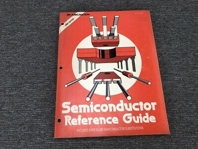 Archer Semiconductor Electronics Reference Guide 1988 Radio Shack