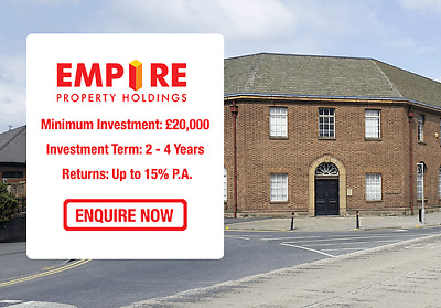 Property Fund - 2 Year Investment Showing 24% Profit - 12% A Year