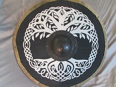 Tree of Life Yggdrasil handmade Viking Shield