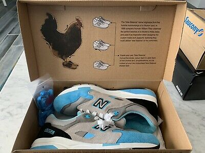 NEW BALANCE 1500 WBB Provider Sz 9 US Made In England Blue