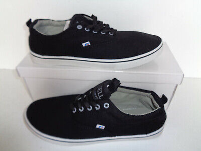 Mens Russell Athletic Trainers Black Casual Lace Up New Shoes UK Sizes 8 & 12